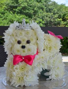 FlowerToy Princess Doggy