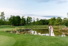 Mimi and Jay's Westfields Golf Club Wedding