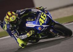 FOTO Valentino Rossi (Yamaha)