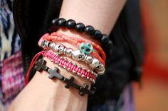 DIY: pulseras con calavera