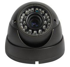 Hidden Camera, Surveillance Systems - Dome Cameras - Vandal-Resistant IR Day/Night High Resolution Color Dome Camera