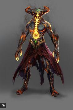AtomHawk Publically Releases Mortal Kombat X Arena and Character Concept Art Monster Design, Monster Art, Dark Fantasy Art, Fantasy Artwork, Mortal Kombat Art, Mortal Kombat X Characters, Arte Robot, Mortal Combat, Creature Concept