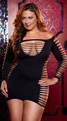 Bad Mood Little Black Mini Dress Straight across tube top style