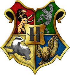 Hogwarts Crest by GeijvonTaen.deviantart.com on @deviantART