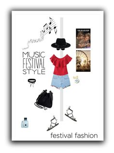 """""""Music Festival 2017"""" by sherry7411 ❤ liked on Polyvore featuring Forte Couture, Maison Michel, Valentino, Rebecca Minkoff, Music Notes, Boohoo and musicfestivalstyle"""