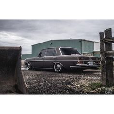Almost time to put the grandpa car away for the winter. Old Mercedes, Classic Mercedes, Cars And Motorcycles, Cool Cars, Dream Cars, Bmw, Bullshit, Slammed, Vehicles
