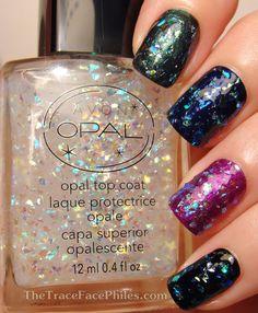 Avon opal topcoat