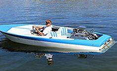 Vintage 1964 17' Ski Boat