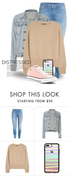 """Feb 23rd (tfp) 3101"" by boxthoughts ❤ liked on Polyvore featuring rag & bone, The Row, Casetify, Converse and tfp"