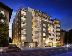 West Los Angeles apartment #architecture #apartments #losangeles