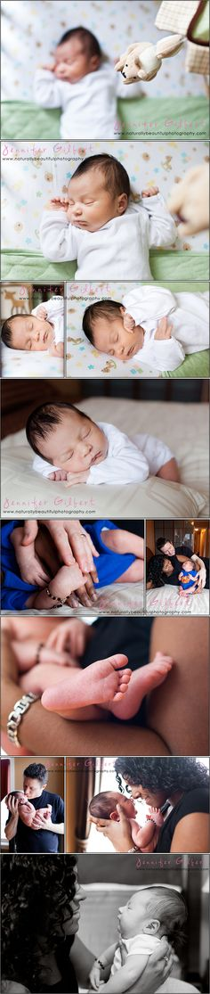 2 week old lifestyle newborn session