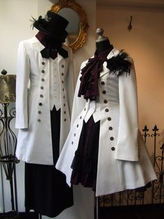 Image Matching Steampunk Costumes in Steampunk Style album Style Lolita, Mode Lolita, Gothic Lolita, Anime Outfits, Mode Outfits, Fashion Outfits, Costume Steampunk, Steampunk Fashion, Steampunk Clothing
