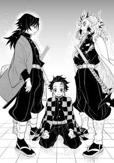 Read Shipeen a Tanjirou from the story Imágenes random de Kimetsu no Yaiba by (Mino UwU) with reads. Manga Anime, Fanarts Anime, Anime Demon, Anime Guys, Hxh Characters, Familia Anime, Anime Lindo, Demon Hunter, Estilo Anime