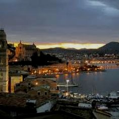 Gaeta Italy. This was my home for four years