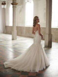 3b8e06ac540 Allure Bridals Style  9275 Long Wedding Dresses
