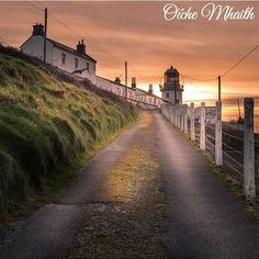 Good Night From Ireland The sun sets over Roches Point lighthouse in Cork in this photograph by @kroky__ The lighthouse at the entrance to Cork Harbour was built in 1834 to replace an earlier lighthouse dating from 1817.