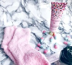 Baylis & Harding Rosé Prosecco Fizz Treats for your feet sock set