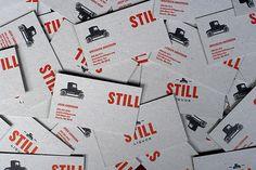 by Javas Lehn Studio - Letterpress business cards Letterpress Business Cards, Letterpress Printing, Business Card Logo, Business Card Design, Logos, Logo Branding, Brand Identity Design, Branding Design, Logo Design