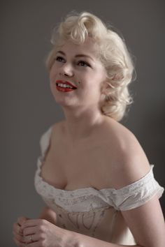 Marylin - Michelle Williams