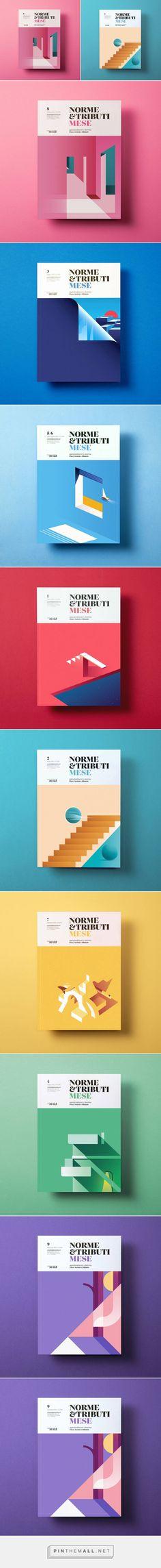 Cover Design for Italian Economic Revue – Fubiz Media - created via https://pinthemall.net