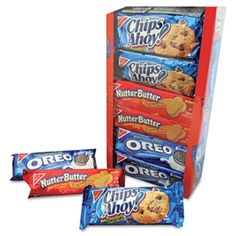 I'm learning all about Nabisco Variety Pack at @Influenster!