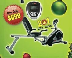 gumtree Bodyworx 2 in 1 Rower Recumbent Bike 2 In, Gym Workouts, Gym Equipment, Bike, Ads, Bicycle, Bicycles, Workout Equipment
