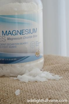 How to Make Magnesium Lotion - A Delightful Home