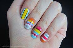 SISTAR's Bora nails in Loving U