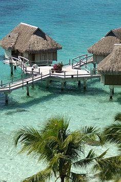 Sofitel #Beach Resort - #BoraBora #Tahiti