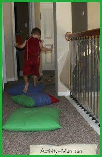 The Activity Mom: Boy Games
