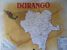 Durango, México el verdadero corazón de México