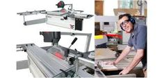 Znalezione obrazy dla zapytania maszyny stolarskie