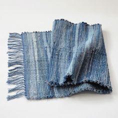 Nube Green : Blue Jean Rug