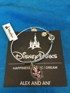 MORE New Disney Halloween Inspired Alex and Ani Bangles Appear At Disney Parks!