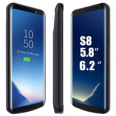 Samsung galaxy S8 S8 Plus Battery Case Rechargeable