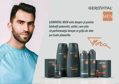 Gerovital Men Deodorant, Alcohol, Rome