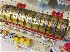 Bumble Bee Shelf-Edge Buzz – Fixtures Close Up Shelf, Bee, Retail, Button, Color, Shelving, Honey Bees, Colour, Shelving Units