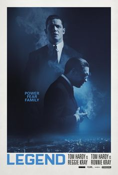 Want a collector's copy of this #LegendFilm vintage poster? Follow and RT to #WIN! http://scnl.co/LegendBookNow #TomHardy