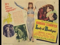 LA ESTRELLA DE VARIEDADES (LADY OF BURLESQUE, 1943, Full movie, Spanish,...