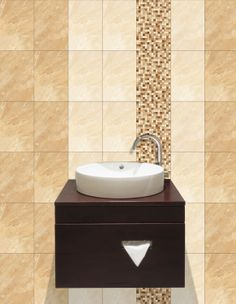 ODH Boris HL Bathroom Tiles - http://www.orientbell.com/bathroom-tiles.php