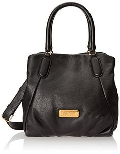 ad87adab9f254 Marc by Marc Jacobs New Q Fran Shoulder Bag Black One Size -- Be sure