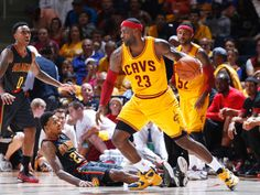 LeBron James is bringing back short basketball shorts and he...