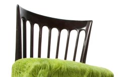 1930s Borsani armchairs @ Animali Domestici