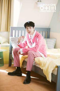 Guanlin Wanna One I promise you Bae, Guan Lin, Lai Guanlin, Lee Daehwi, Ong Seongwoo, Kim Jaehwan, I Promise You, Ha Sungwoon, K Idol