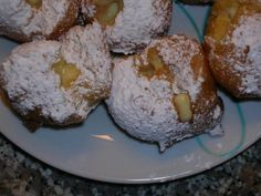 Frittelle alla Crema by Cook In Venice http://www.cookinvenice.com/one-day-cooking-class-in-15th-century-palace-in-venice/