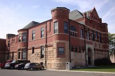 Freeborn County Courthouse (Albert Lea, Minnesota) by courthouselover, via Flickr