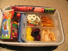 These lunches are amazing for kids and the office! I found over 60 of them . . .great ideas for dinner leftovers to tacos to BBQ chicken, along with fruit, veggies, dessert, and healthy snacks.
