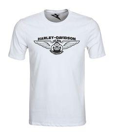 T-Shirt HARLEY DAVIDSON FAT BOB