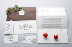 意大利PRONTO餐廳品牌形象設計 | MyDesy 淘靈感