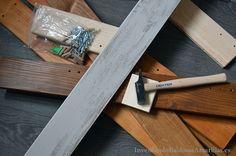 madera_pintada_pintura_tiza Cambia de color tus muebles de madera. Tienes más info en: http://inventandobaldosasamarillas.es/monta-y-decora-tu-cama-de-madera-ideas-sorteo/